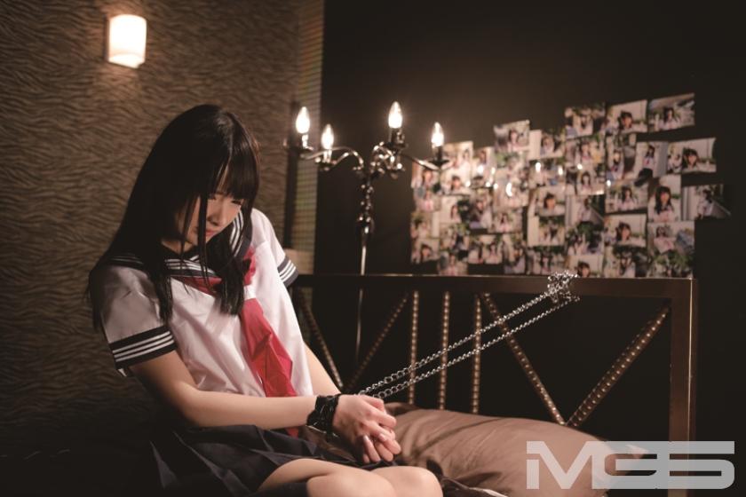 坂口みほの 女子高生監禁調教62